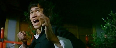 Bruce Le in Bruce And Shaolin Kung Fu