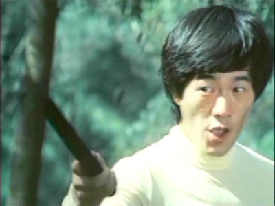 Bruce Li in Fists Of Bruce Lee